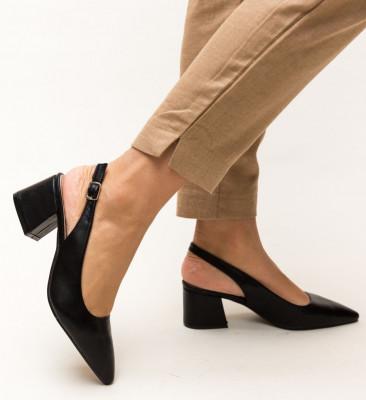 Обувки Roadster Черни