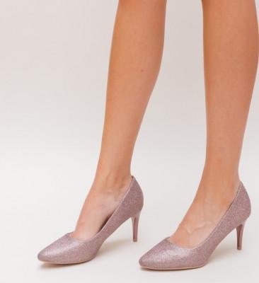 Обувки Sefin Кафяви