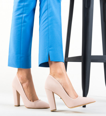 Обувки Sunshine Розов