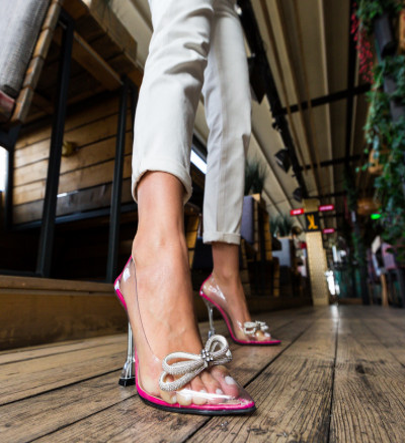 Обувки Tacop Розов