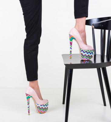 Обувки Valeria 3 Розов