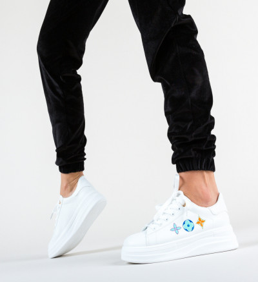 Спортни обувки Albur 2 Бели
