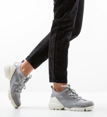 Спортни обувки Arfa Сив