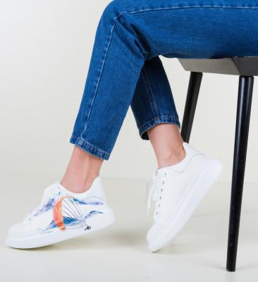 Спортни обувки Baloon Бели