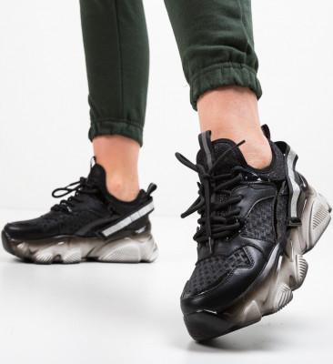 Спортни обувки Decene Черни