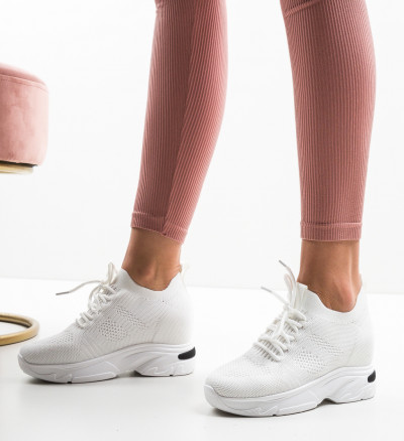 Спортни обувки Garen Бели