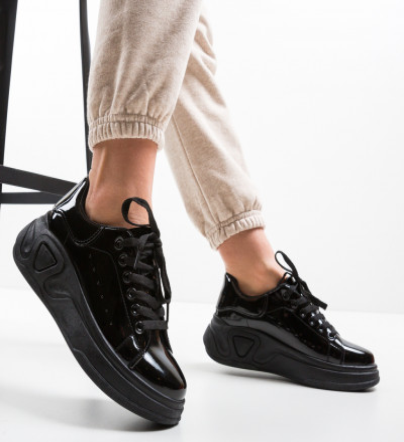 Спортни обувки Grah Черни