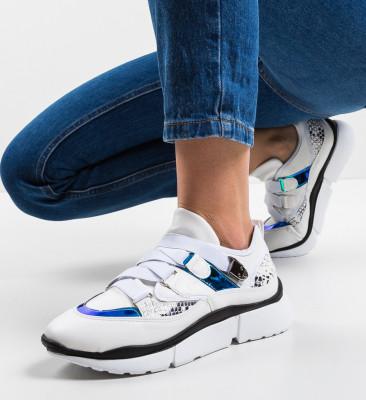 Спортни обувки Jacobas 2 Бели