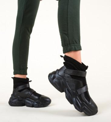 Спортни обувки Jobe Черни