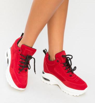 Спортни Обувки Kiva Червени