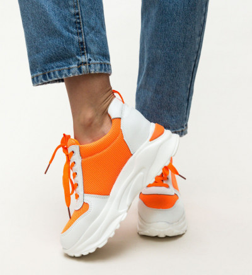 Спортни Обувки Marone Оранжвви
