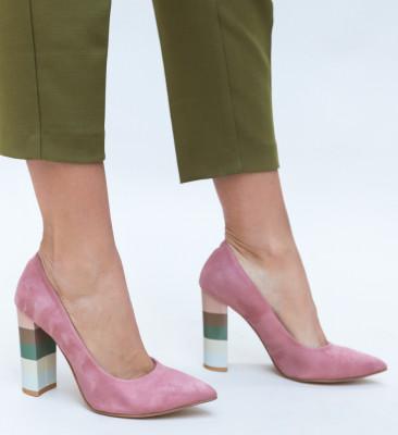Спортни Обувки Mosor Розови