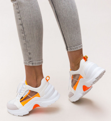 Спортни Обувки Nigen Бели