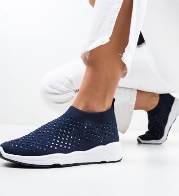 Спортни обувки Rosa Тъмносин