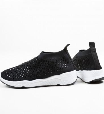 Спортни обувки Rosa Черни
