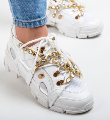 Спортни обувки Sears Бели