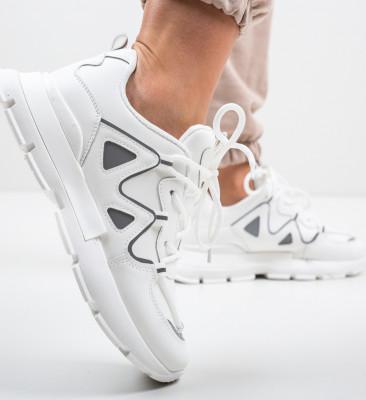 Спортни обувки Watki Бели