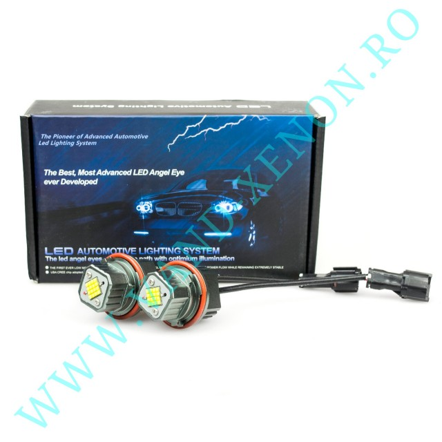 Bmw Xb: LED Marker BMW E39 160W 16 SMD CREE XB-D