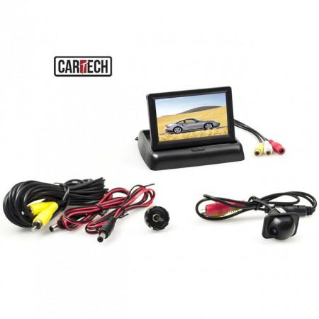 Sistem Complet de mers inapoi Cartech R801