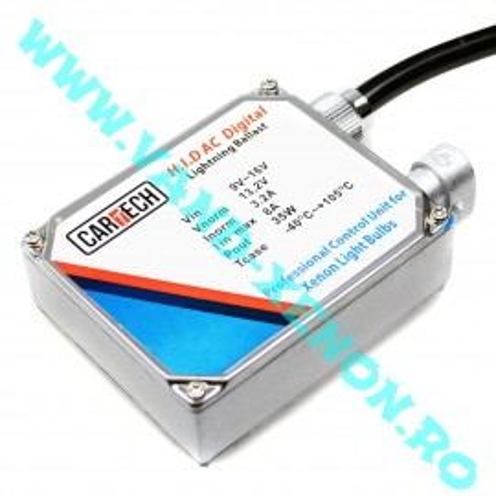 Kit Xenon H27 - 880 35W CarTech