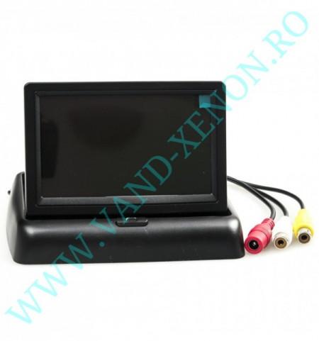 Senzori de parcare cu afisaj si camera Cartech SR2831
