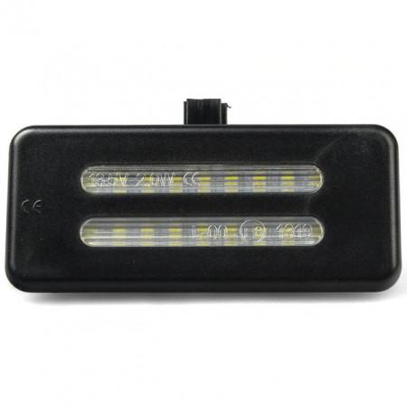 Lampi dedicate cu led pentru oglinzi BMW E60/E90