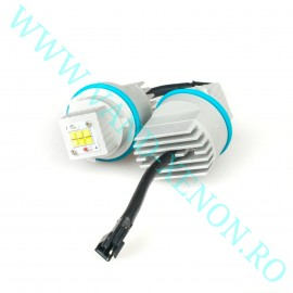 LED Marker BMW E39 6 SMD CREE 120W - Angel Eyes