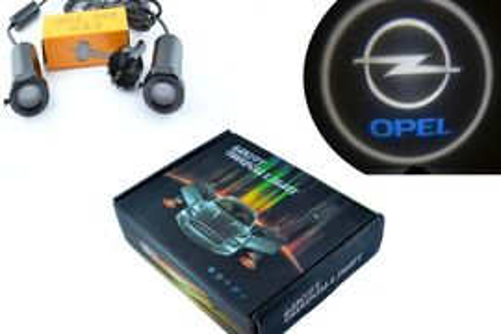 Set proiectoare / Logo montare sub usa 5w  Opel
