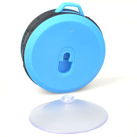 Car kit bluetooth, boxa portabila waterproof Albastru