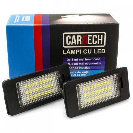 Lampa numar dedicata cu led BMW E39