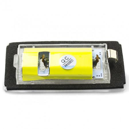 Lampi numar dedicate cu led BMW E46 2 usi (98-03)