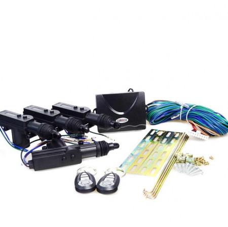 Inchidere centralizata cu 2 telecomenzi si 4 actuatoare CARTECH CWR13A