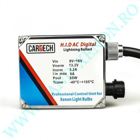 Kit Xenon 55W CarTech H4 BIXENON