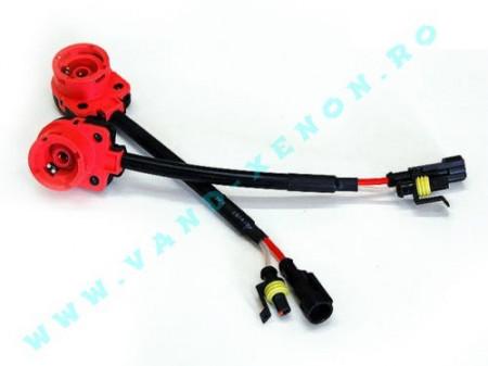 Kit Xenon 55W SLIM D2S D2R D2C Incarcare Rapida