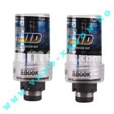 Kit Xenon 55W SLIM D2S / D2R