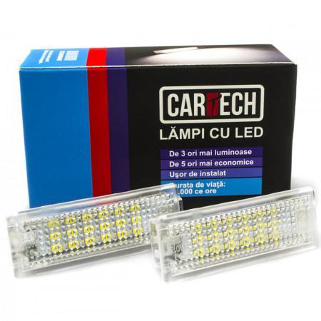 Lampi pentru picioare dedicate cu led BMW E60/E69