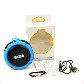 Car kit bluetooth, boxa portabila waterproof Albastru