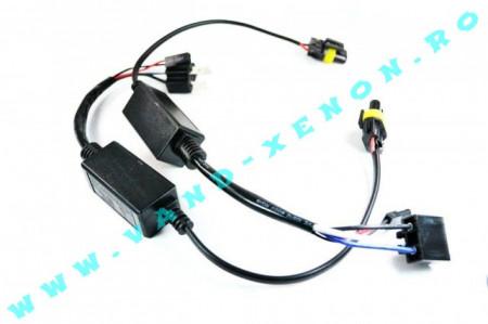 Cablaj Separat Xenon H4 Bi-Xenon 35W - 55W