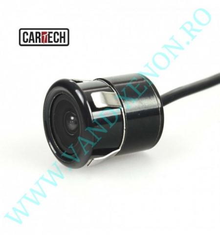Senzori de parcare cu afisaj si camera Cartech SR1830