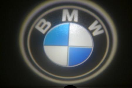 Set proiectoare / Logo montare sub usa 5w BMW