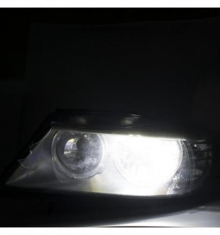 Kit LED H8 H9 H11 cu chip-uri LUXEON