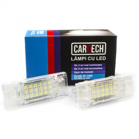 Lampi pentru picioare dedicate cu led BMW E53(X5), E39, E52