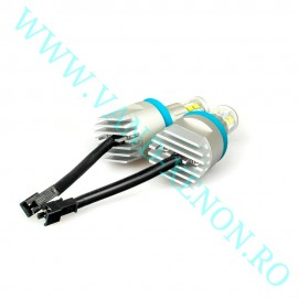 LED Marker BMW E90 8 SMD CREE - Angel eyes