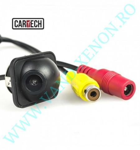 Senzori de parcare cu afisaj si camera Cartech SP801