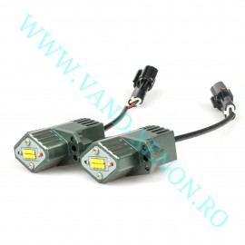 LED Marker BMW E90 160W 16 SMD CREE XB-D - Angel Eyes