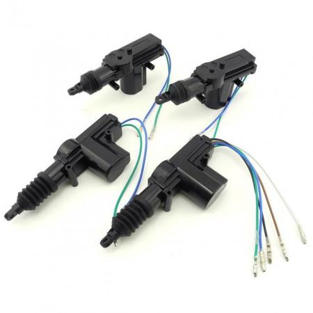 Inchidere centralizata cu 4 actuatoare/motorase