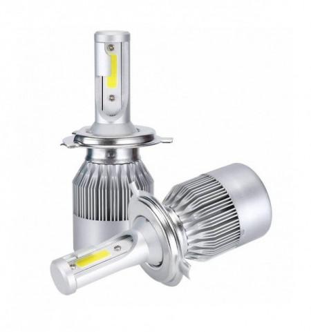 Kit LED COB C6 - H8 / H11 72W