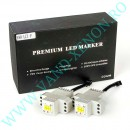 LED Marker BMW E90 6 SMD CREE 120W - Angel eyes