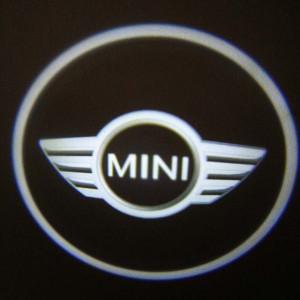 Set proiectoare / Logo montare sub usa 5w  Mini