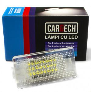 Lampa dedicate cu led pentru portbagaj BMW E39/E60/E53